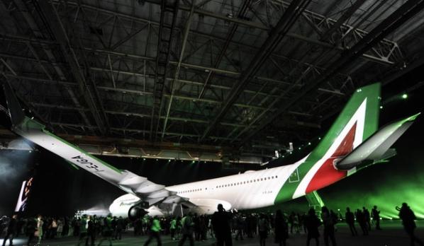 意大利航空:中短程航班将采用低成本模式