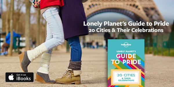 孤独星球:面向LGBT用户推出电子指南手册