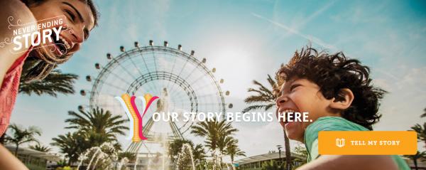 奥兰多:目的地营销新举措 游客回忆做素材