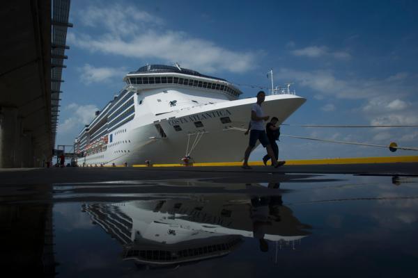 上海:超越纽约 成全球排名第八的邮轮母港