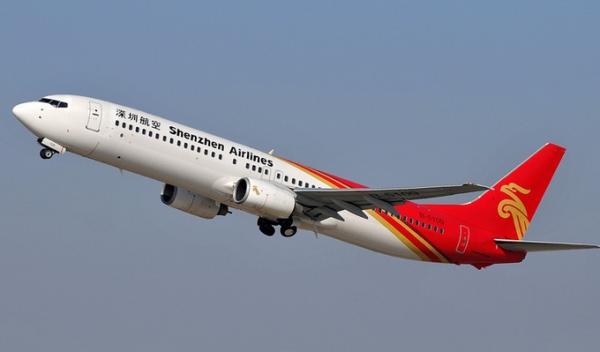 深圳航空:43亿美元购46架波音737系列飞机
