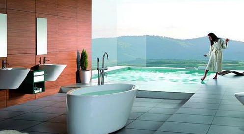 观察:智能风来袭,颠覆传统酒店卫浴概念