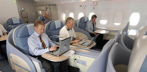 航空业:Wi-Fi服务有潜力 合作可提升转化率