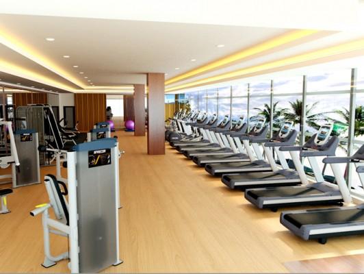 趋势:健身主题客房 将健身房搬入酒店房间