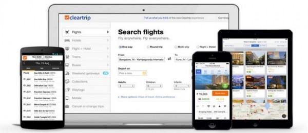 Cleartrip:移动端网站与App定位同等重要