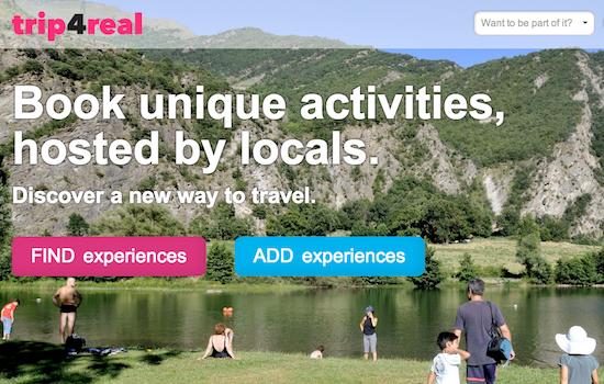 Trip4real:P2P本地旅行平台获百万欧融资