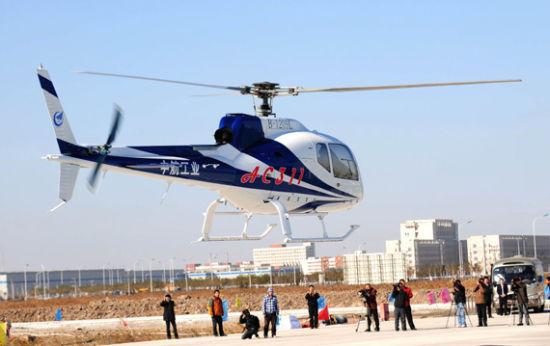 低空旅游:旅游新蓝海 国产直升机虎视眈眈