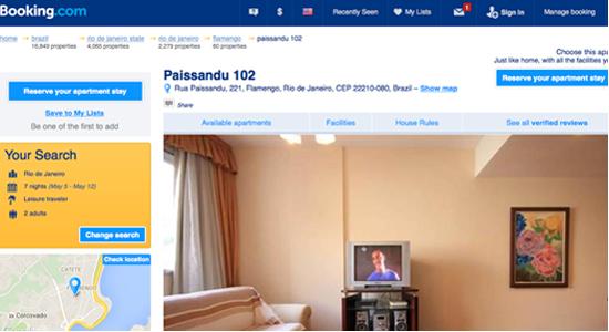Booking赖军:谈在线旅游服务和无淡季酒店
