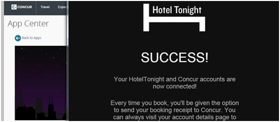 Concur:与Lyft和HotelTonight成合作伙伴
