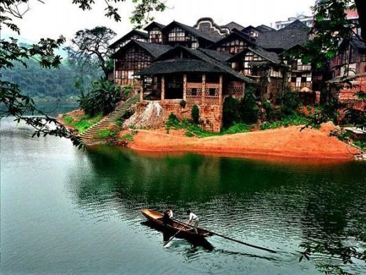 旅游地产:从单纯卖房到打造休闲度假产业链