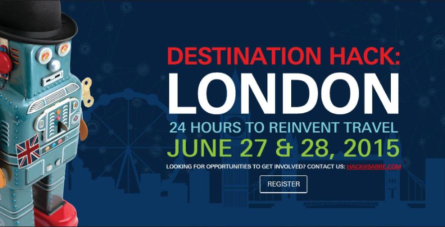解读:从伦敦极客大赛 看未来旅游科技趋势