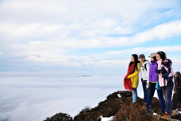 披露:2016春节全国各省区市旅游收入榜单