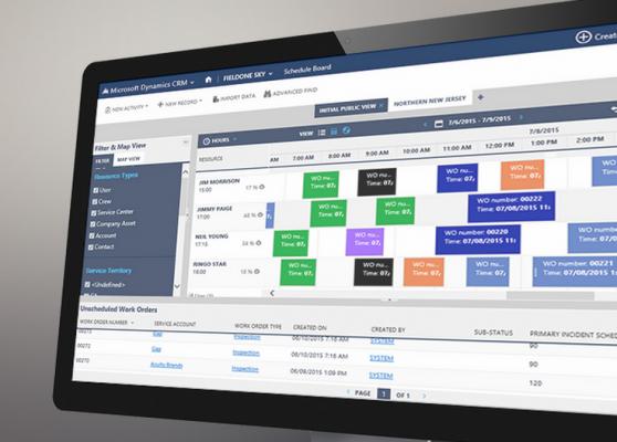 微软:收购现场服务管理软件公司FieldOne