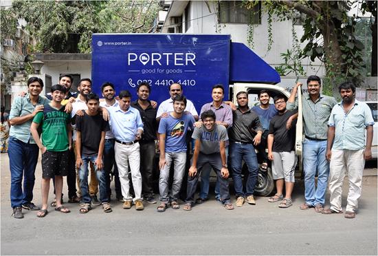 Porter:印度在线物流市场A轮融资550万美元