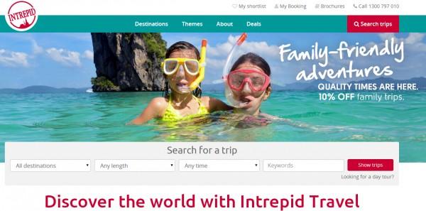 Intrepid:探险旅游公司脱离途易 自立门户