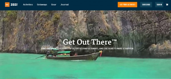 ZOZI:旅行线路和旅游活动类 融资3000万美元