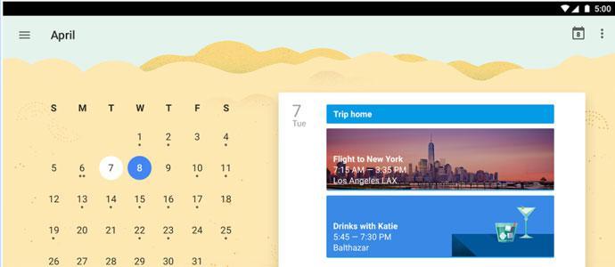 谷歌:Gmail和日历实现同步 助力商务旅游