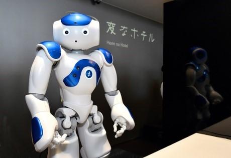 热情过后:日本首家机器人酒店探访与冷思考