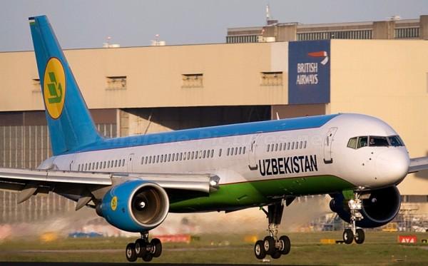 焦点:乌兹别克斯坦航空行李和乘客均称重