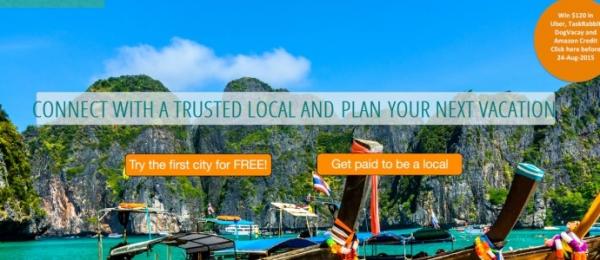 Your Local Cousin:本地化的优质旅行体验