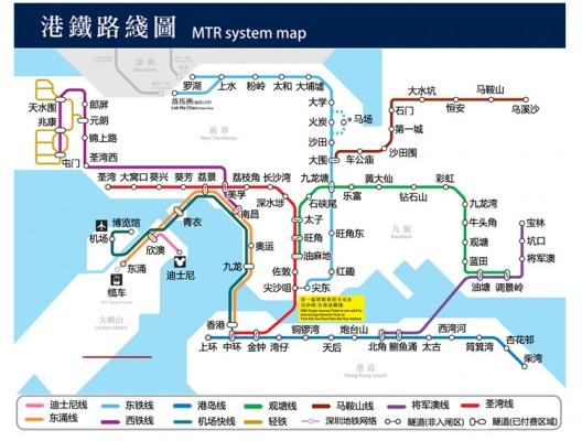 揭秘:香港地铁盈利之谜 内地城市复制之难