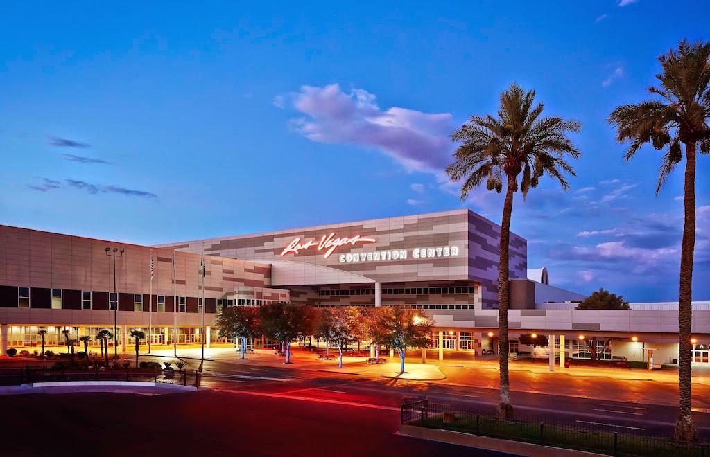 拉斯维加斯:会议中心 尝试跟踪智能手机