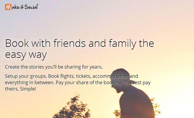 Make It Social:专注团体预定的旅游创业
