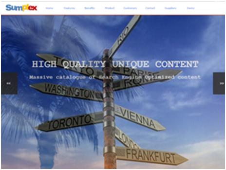 Sumplex:解决酒店在OTA的跨语言营销