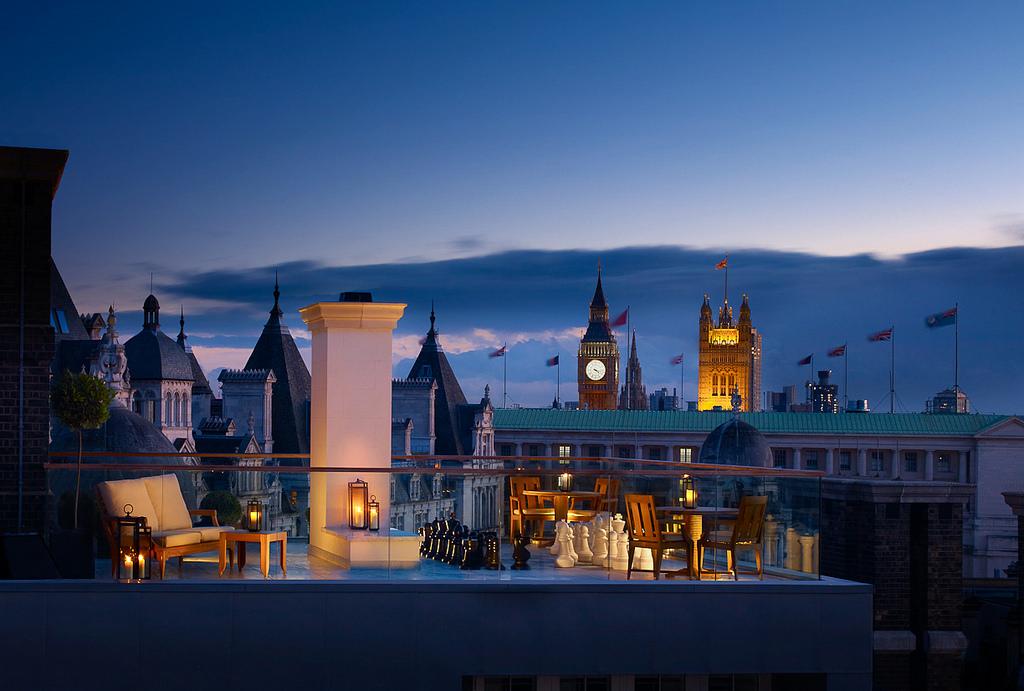 UTC:奢华酒店的忠诚度计划 有助收益增长