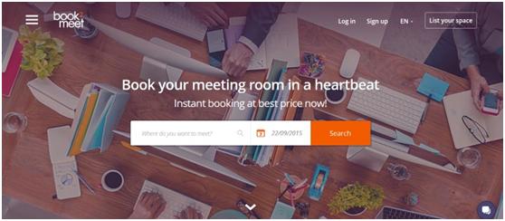 book2meet:在线会议预定平台融资200万欧