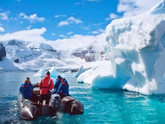 中国游客:2016年可免签进入俄罗斯极地地区