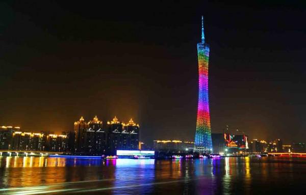 廣州:未來規劃11個高鐵站 建5條城市高速軌道