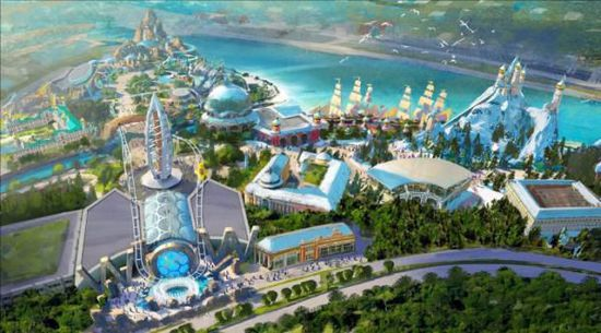 海昌海洋公园:宣布成功搭建信息化主题公园