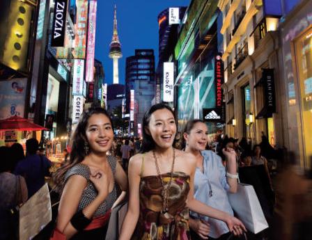 Expedia数据:首尔旅游日均成本仅东京一半