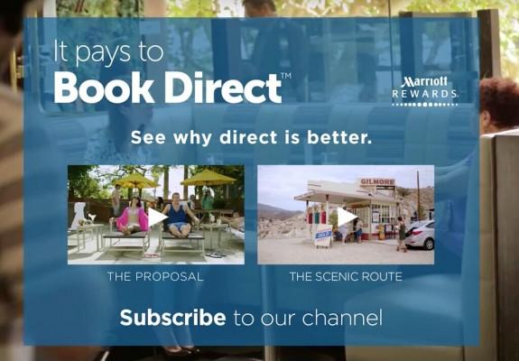 万豪:接协会投诉 拿下对旅行社的奚落广告
