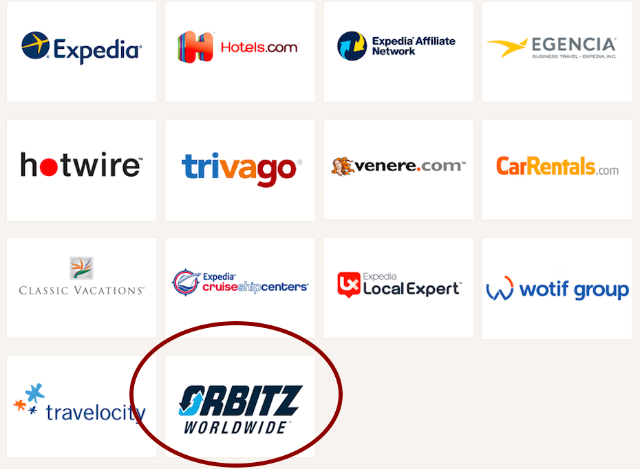 Expedia:16亿Orbitz收购 获美司法部同意