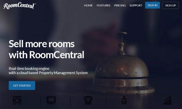 RoomCentral:酒店云科技平台融资200万美元