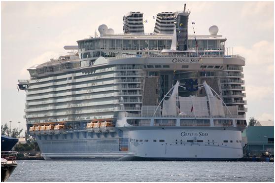 皇家加勒比:将投资2.5亿美元扩大迈阿密港