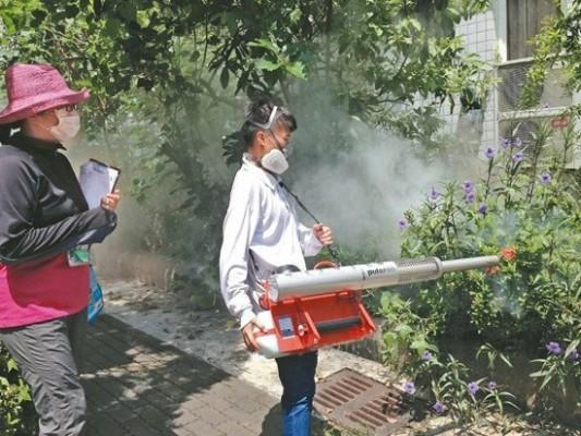 台湾:登革热病例增加,感染人数或破三万