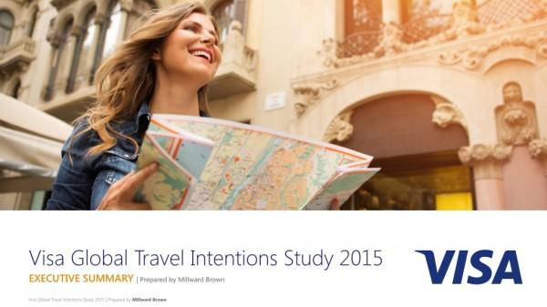 Visa:发布2015年度全球旅行意图研究报告