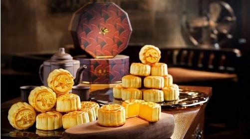 港媒:五仁月饼逐年增产 香港奶黄冰皮受追捧