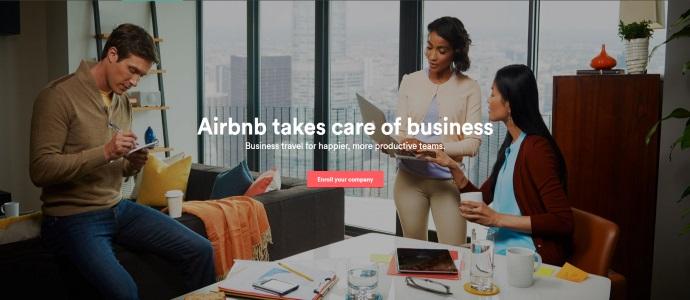 Airbnb:拓展商务旅游聚焦BridgeStreet协议