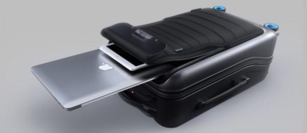 Bluesmart:数码行李箱 获1150万美元投资