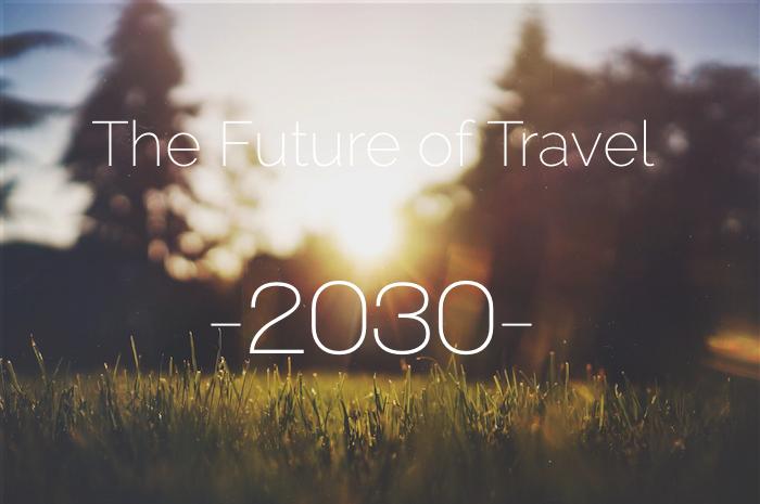 信息图: 酒店客人对2030年未来旅行的猜想
