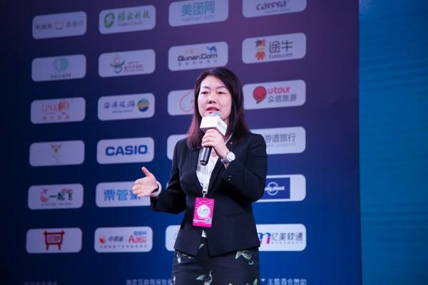 歌诗达黄瑞玲:中国大航海 邮轮新世界