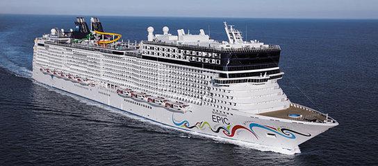 挪威邮轮:正式宣布2017年进入中国母港市场