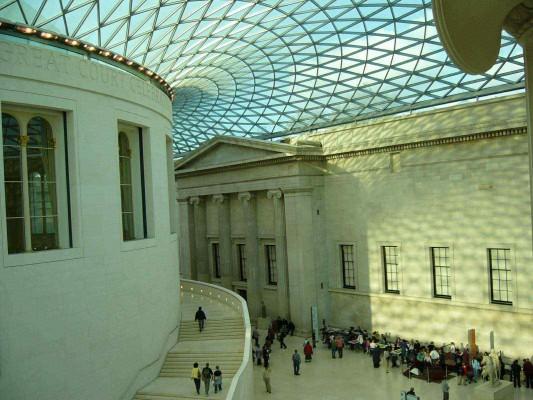 大英博物馆:推虚拟游览项目 鼠标代替足迹