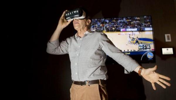 NextVR:融资3050万美元 在家看球虚拟变现实
