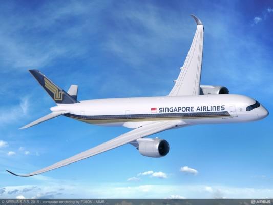 新加坡航空:将与波音敲定138亿美元订单