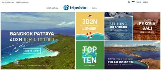 Tripvisto:获戈壁投资领投100万美元A轮